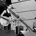 PJ Harvey at Tamaris Rock Festival, 1992